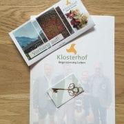 """Erfolgreiches Bauvorhaben – Einladung zur Eröffnungsfeier des """"Klosterhof"""""""