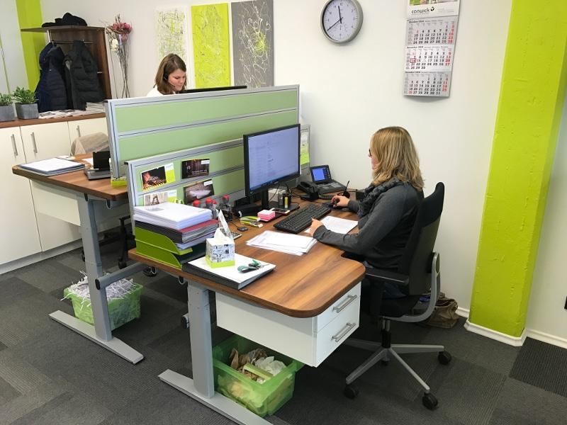 Neue Bürokonzepte – Ergonomische Arbeitsplätze bei Conwick