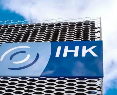 Neues IHK-Bildungszentrum in Aalen mit Bauherrenvertretung Conwick