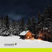 Weihnachtsgrüße von Conwick