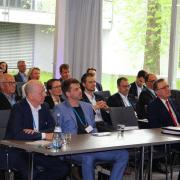 """Conwick auf der Konferenz """"Die Besten aus Baden-Württemberg"""""""
