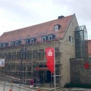 Sanierung der Sparkassen-Geschäftsstelle Ellwangen mit Bauherrenvertretung Conwick