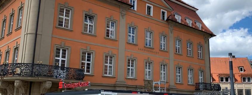 Umfassende Sanierung der Sparkassenfiliale in Ellwangen mit Bauherrenvertretung ConwickConwick