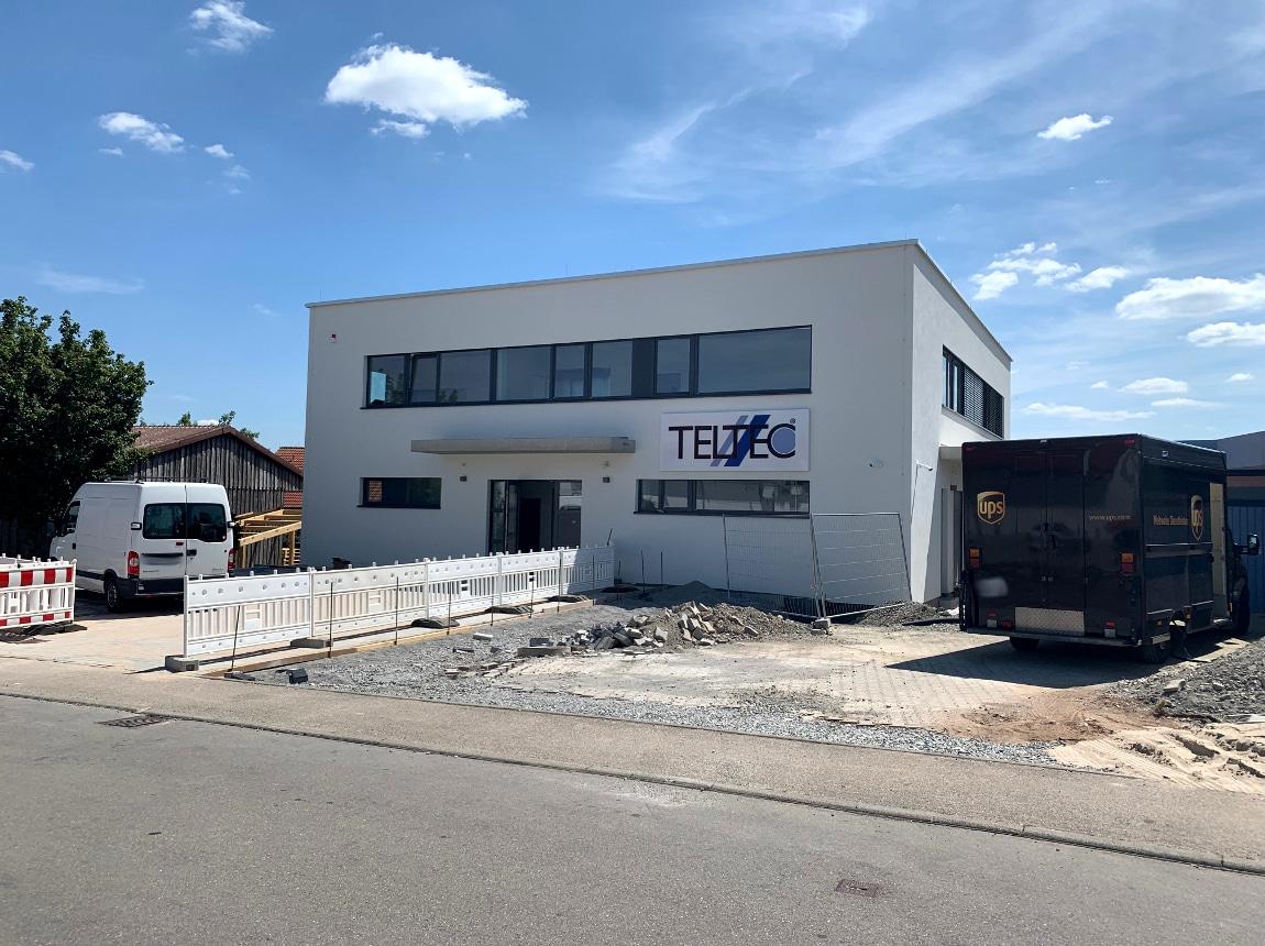 Bauvorhaben TELTEC Conwick, Bauherrenvertretung in Baden-Württemberg - Schritt 5, Fertigstellung