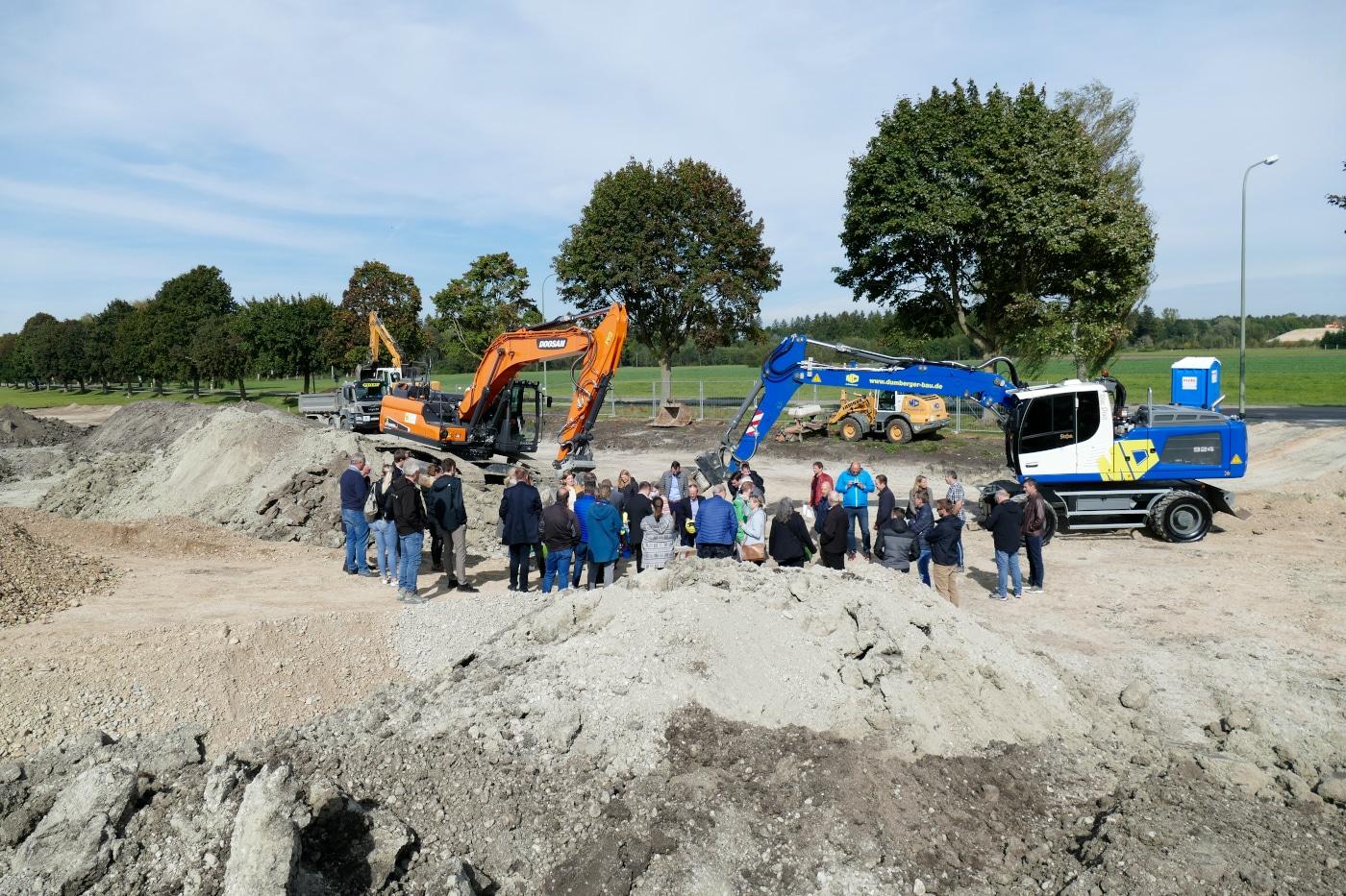 Kindergarten-Neubau mit Bauherrenvertretung Conwick