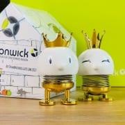 Königin und König, stellvertretend für Bauherrinnen und Bauherren - Conwick, Agentur für stressfreies Bauen