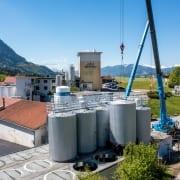 Neuer Reifekeller für Zötler-Brauerei mit Projektsteuerer Conwick – Foto: Ralf Lienert